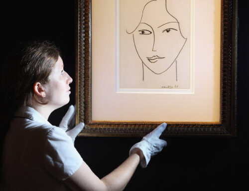 Elgammal's AI Identifies Art Forgeries