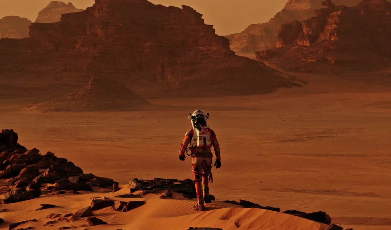 Can Humans Save Earth By Colonizing Mars?