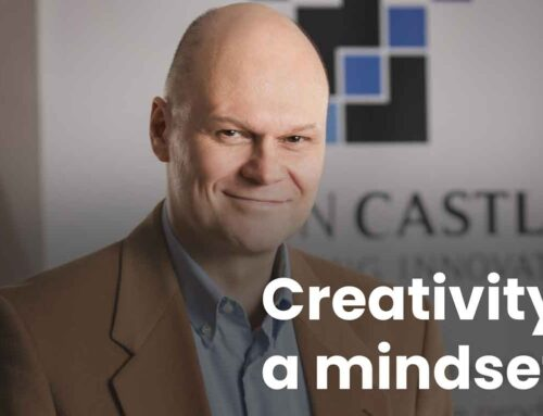 Andreas Spechtler: Creativity is a mindset.
