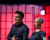Sophia The Robot.