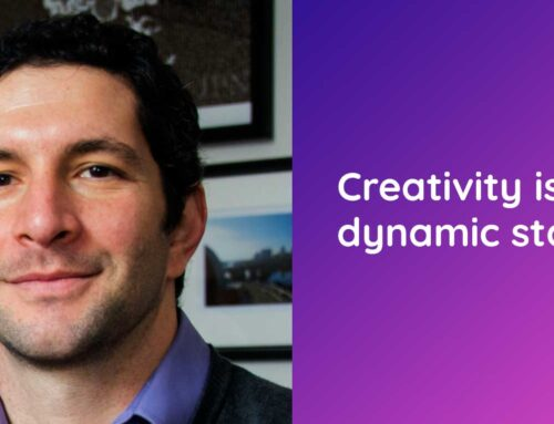 Adam Green: Creativity is a dynamic state, not just a static trait, which can and should be leveraged.